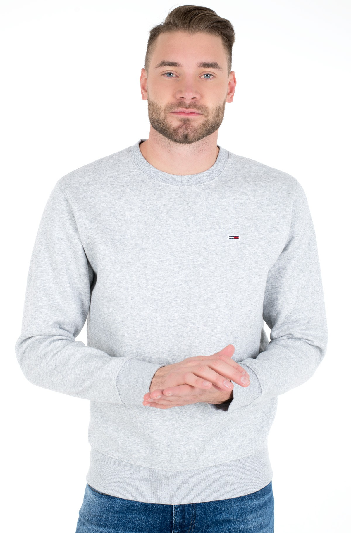 Dressipluus TJM REGULAR FLEECE C NECK-full-1