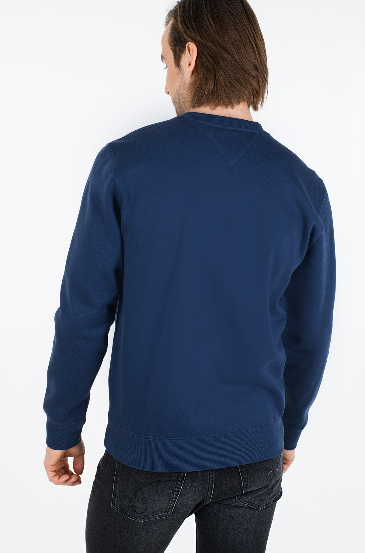 Dressipluus TJM REGULAR FLEECE C NECK-full-2