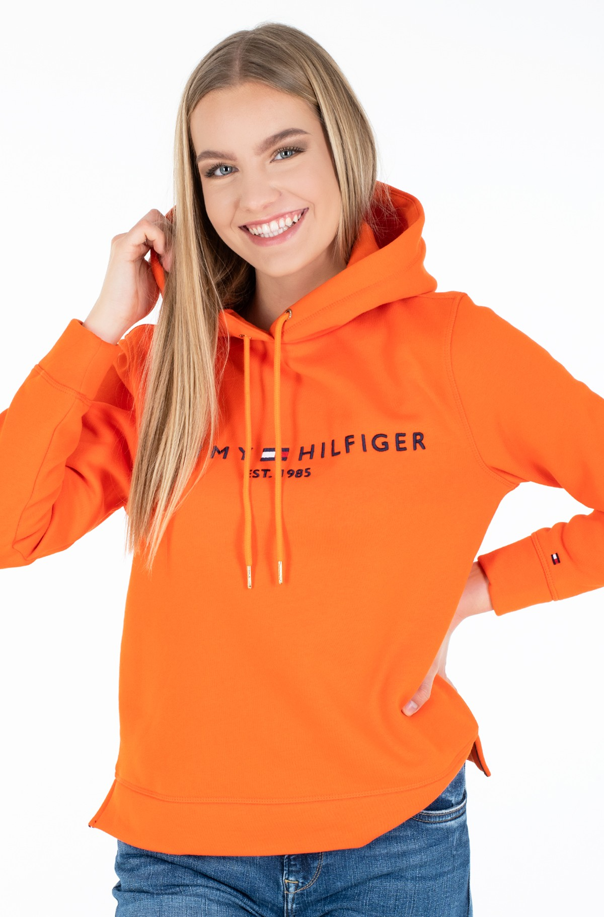 Dressipluus TH ESS HILFIGER HOODIE LS-full-1