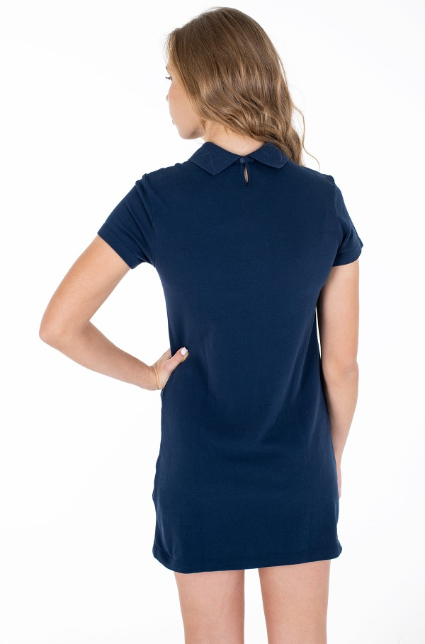 TJW ESSENTIAL POLO DRESS-hover