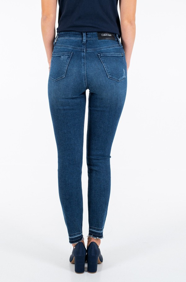 HIGH RISE SKINNY ANKLE-hover
