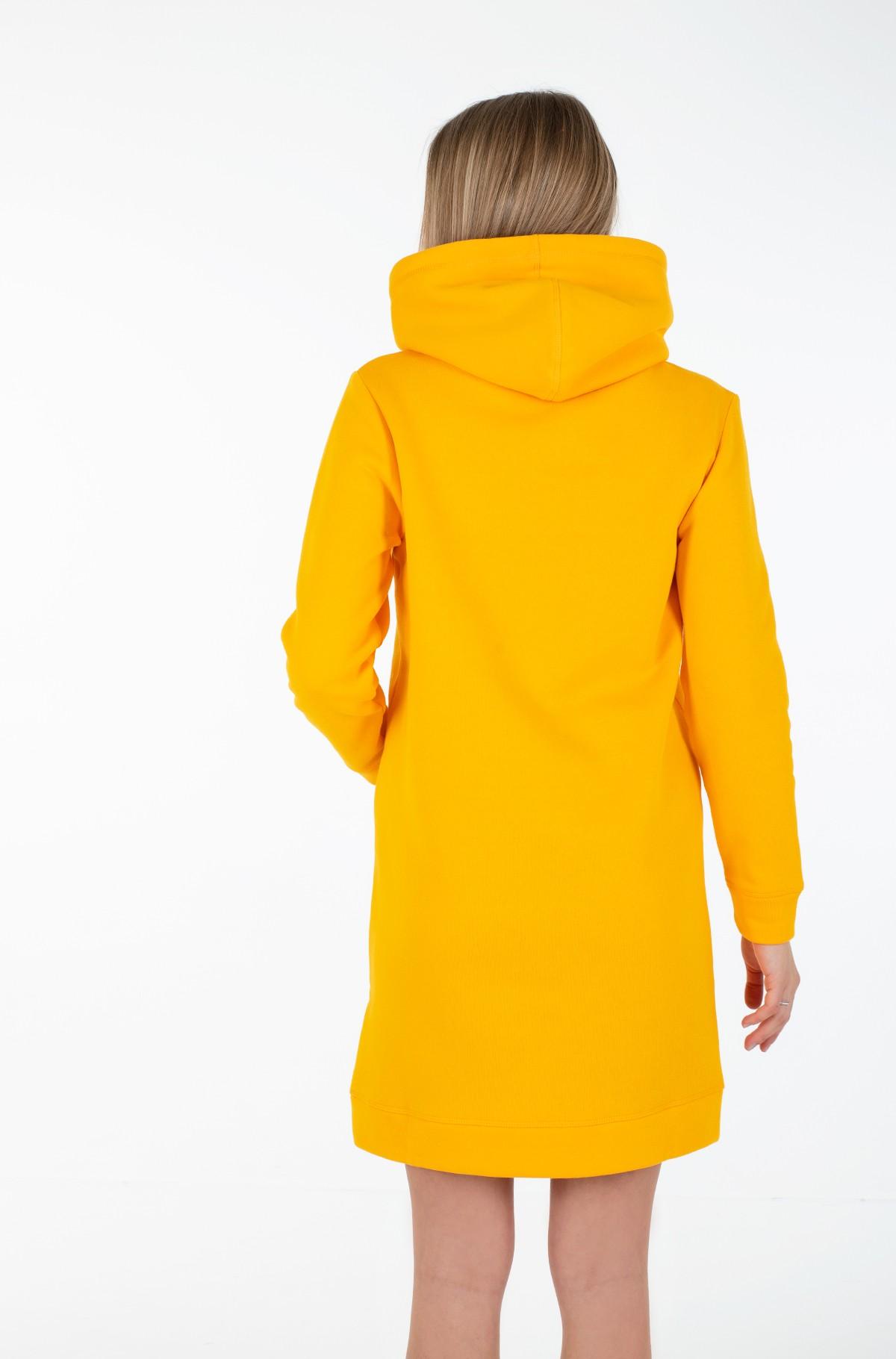 Pusakleit TH ESS HOODED DRESS LS-full-2