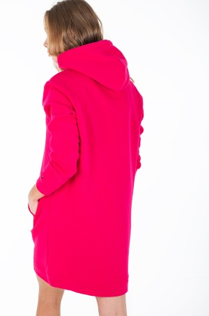 Pusakleit TH ESS HOODED DRESS LS-2
