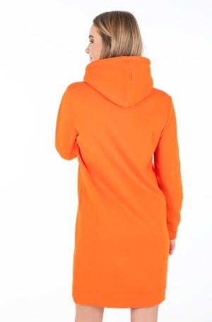 Pusakleit TH ESS HOODED DRESS LS-2