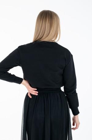 Sporta džemperis LOGO TRIM CREW NECK SWEATSHIRT-2
