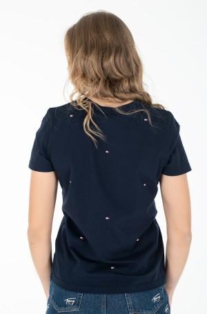 Marškinėliai REGULAR CREW-NECK T-SHIRT-2