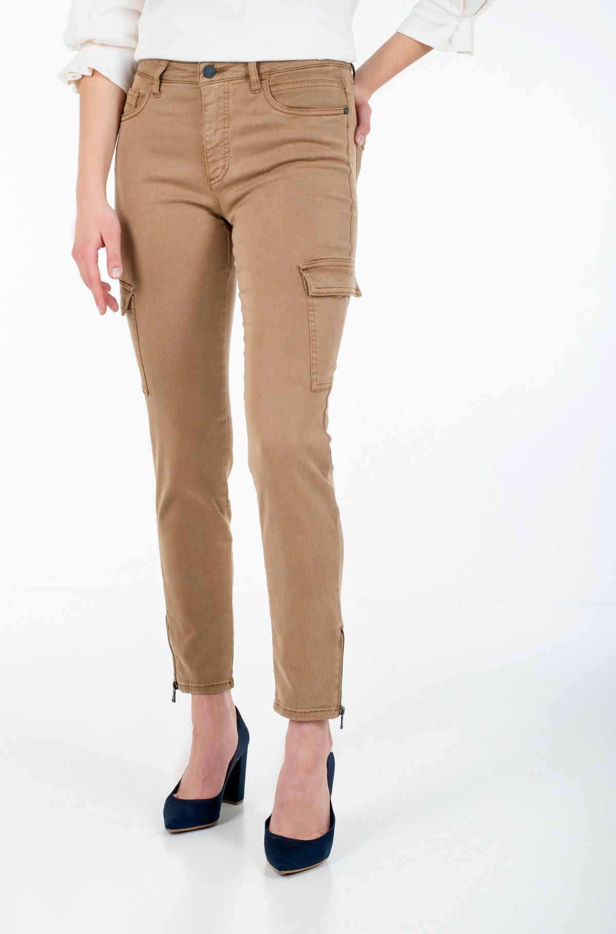 Fabric trousers 376005/4434-full-1