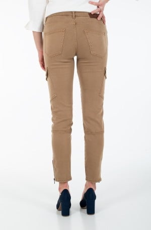Fabric trousers 376005/4434-3