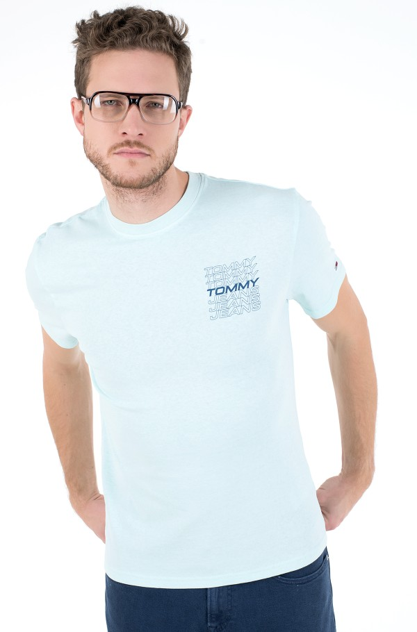 TJM REPEAT LOGO TEE