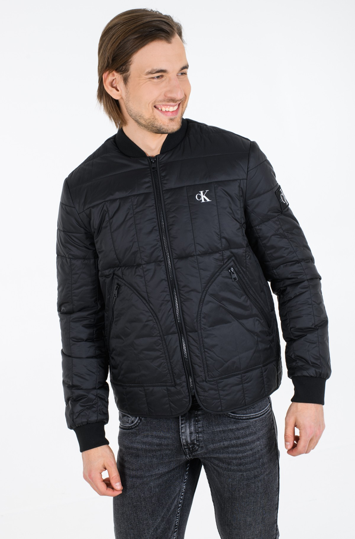 Jope QUILTED LINER JACKET-full-1
