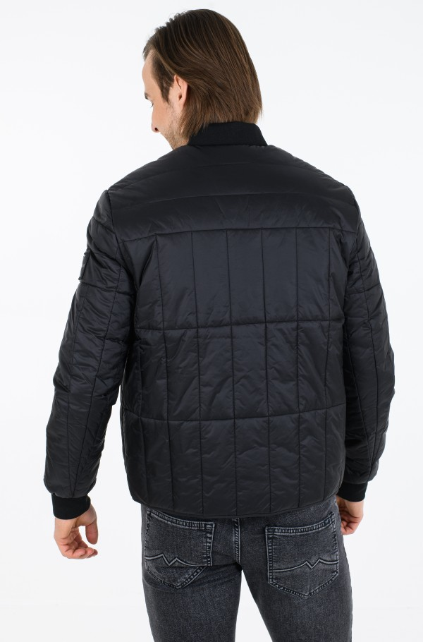 QUILTED LINER JACKET-hover