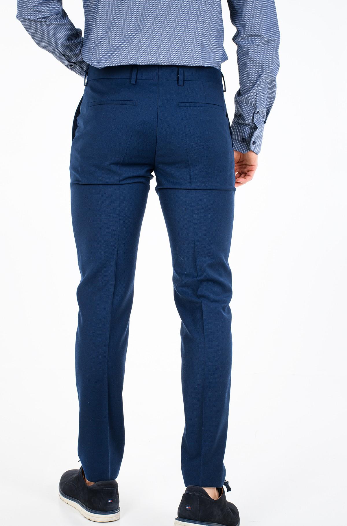 Fabric trousers FLEX BIRDSEYE SLIM FIT SEP PANT-full-2