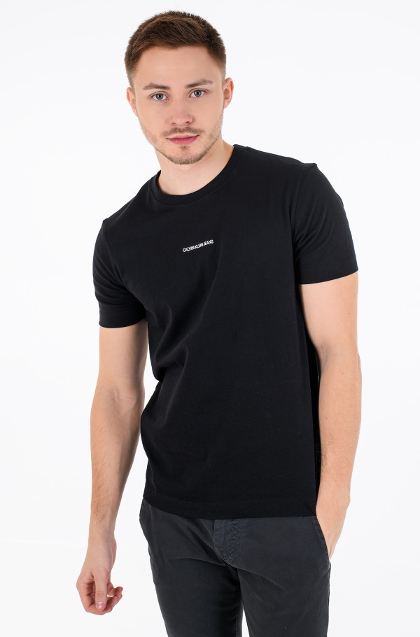 MICRO BRANDING ESSENTIAL SS TEE-hover