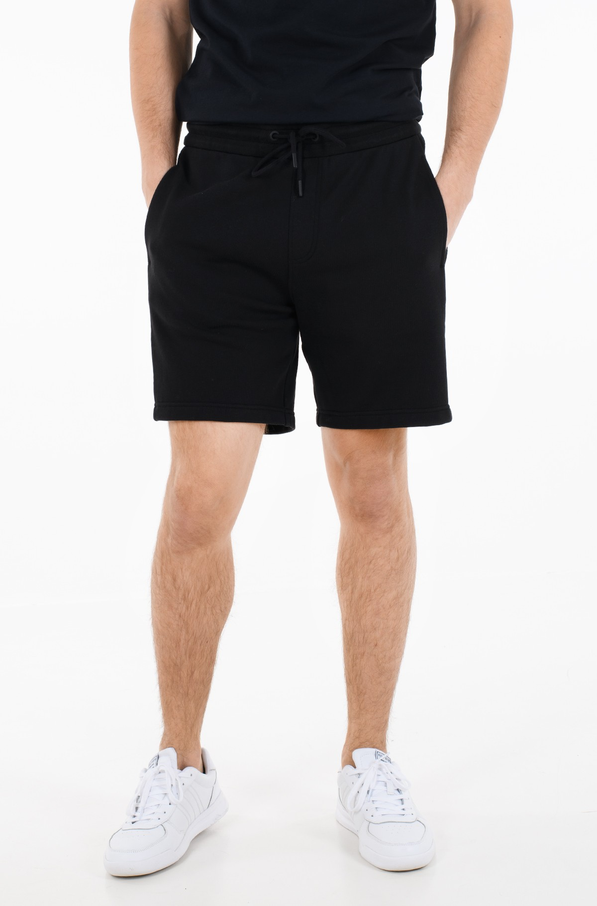 Lühikesed püksid LOGO JACQUARD HWK SHORT-full-1