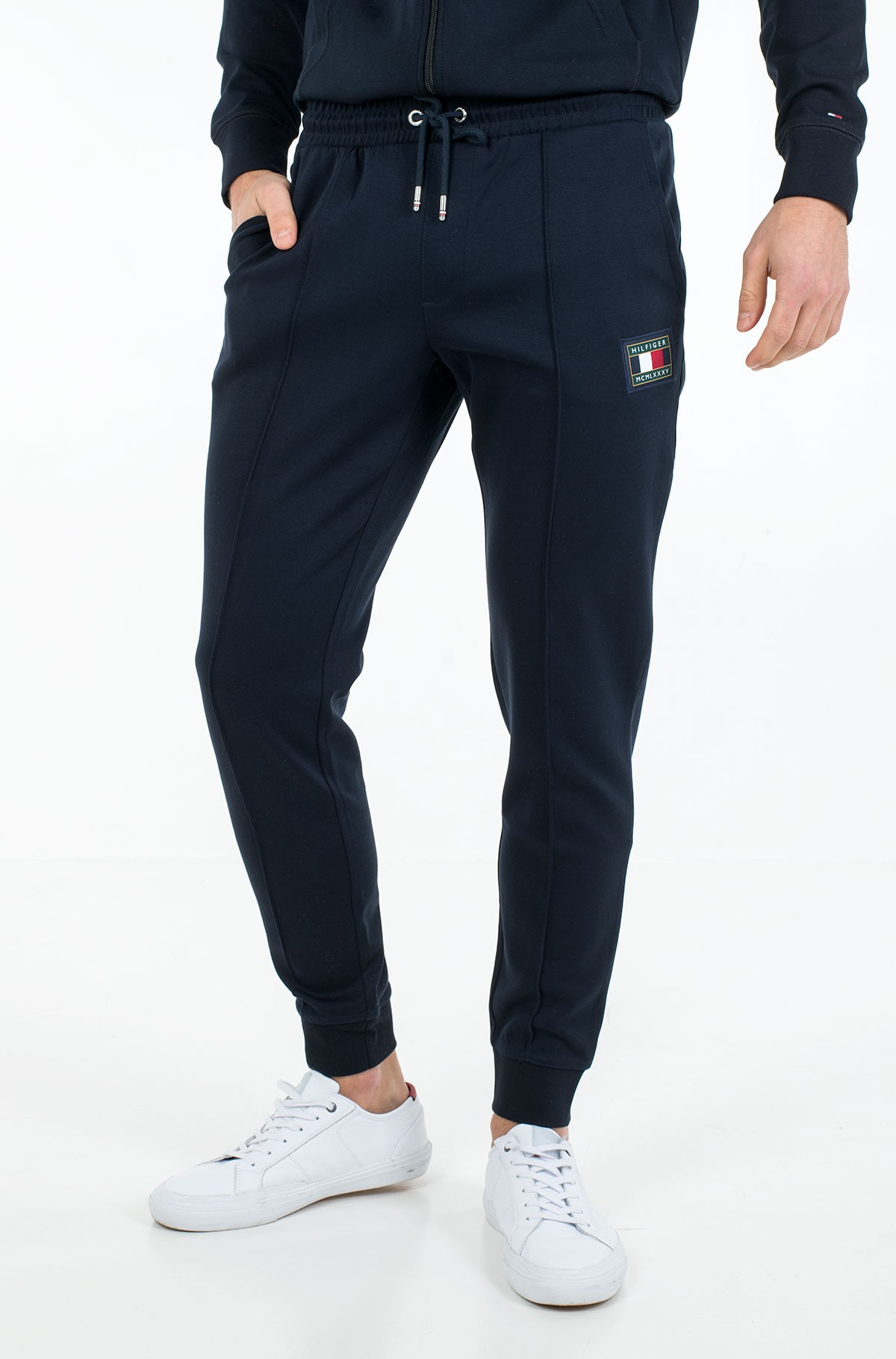 Sportinės kelnės ICON ESSENTIALS SWEATPANTS-full-1