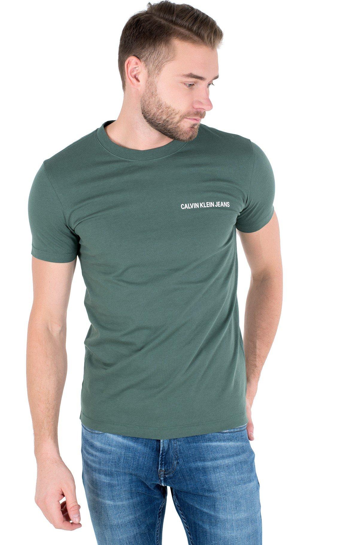T-shirt INSTITUTIONAL CHEST LOGO SS TEE-full-1