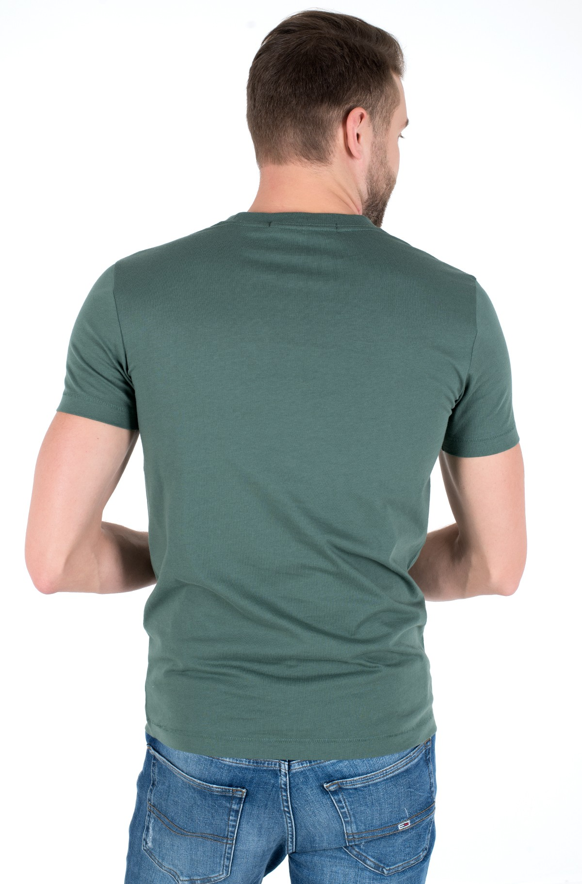T-shirt INSTITUTIONAL CHEST LOGO SS TEE-full-2