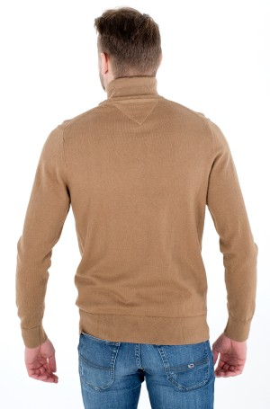 Megztinis PIMA COTTON CASHMERE ROLL NECK-2