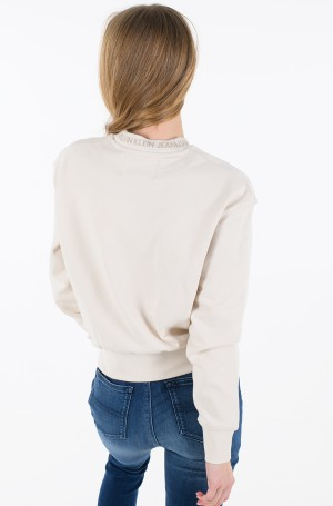 Sporta džemperis LOGO TRIM CREW NECK SWEATSHIRT-3