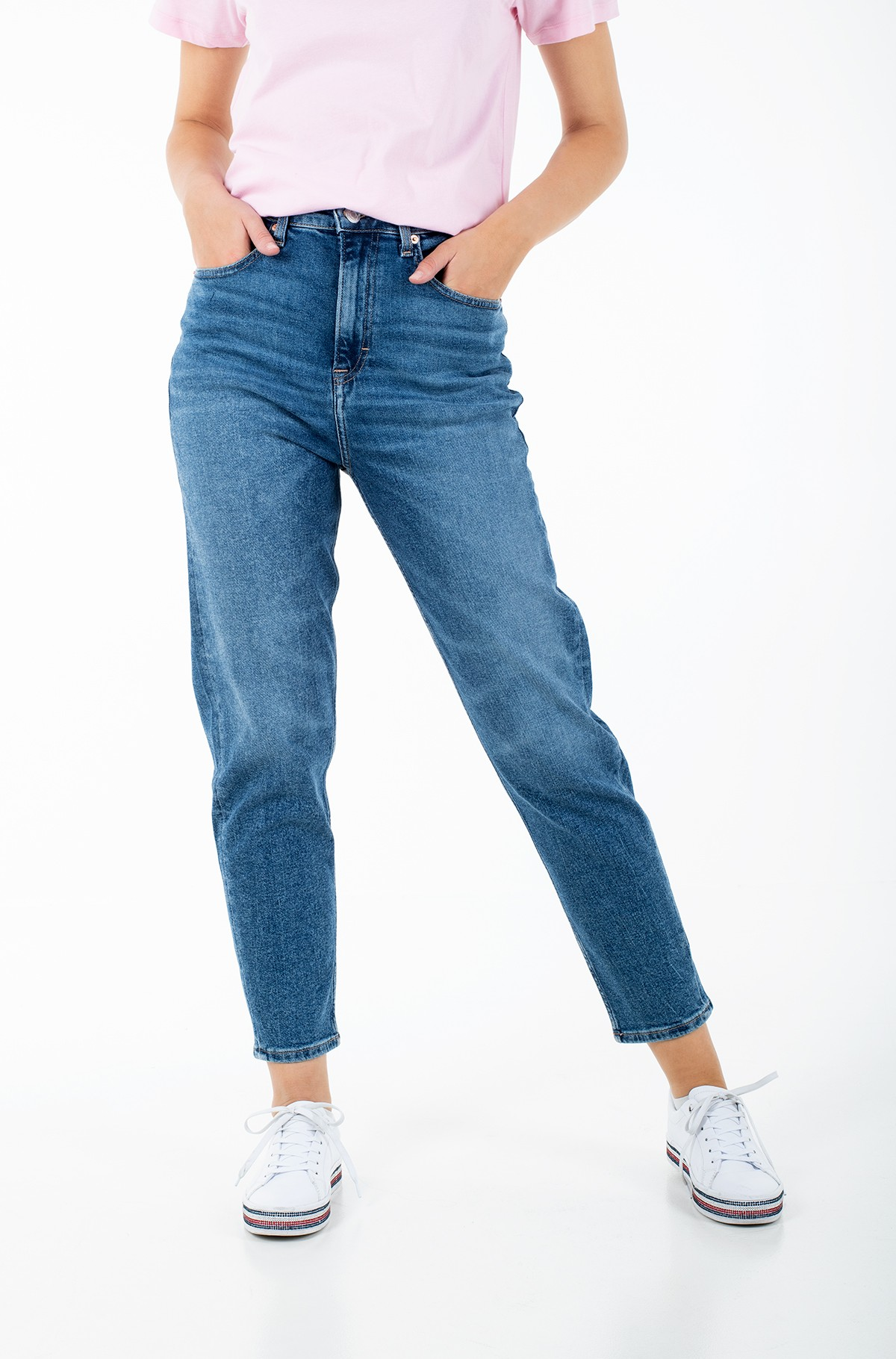 Jeans MOM JEAN CE 732 SV MD BLUE CMFRT-full-1