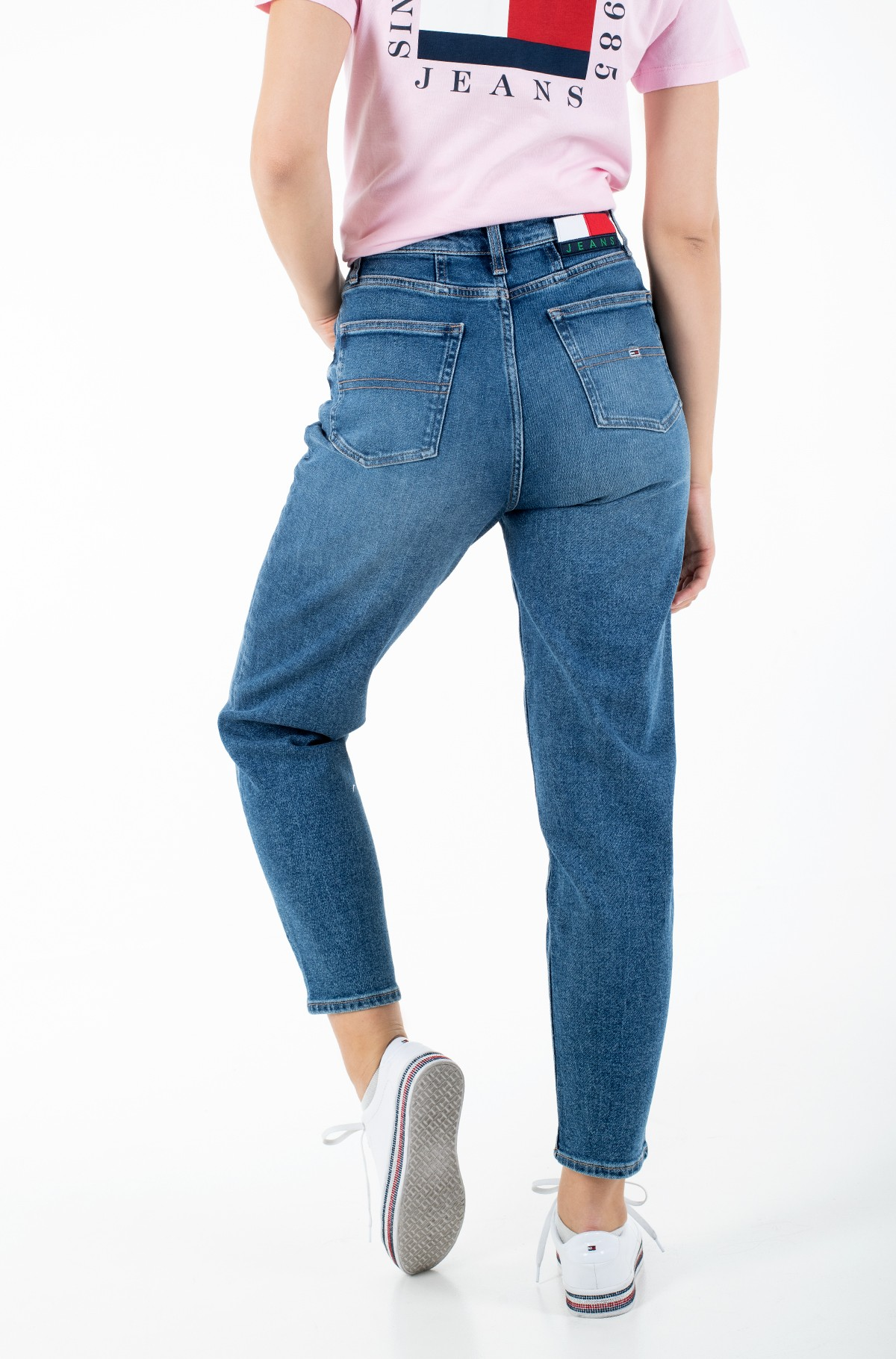 Jeans MOM JEAN CE 732 SV MD BLUE CMFRT-full-2