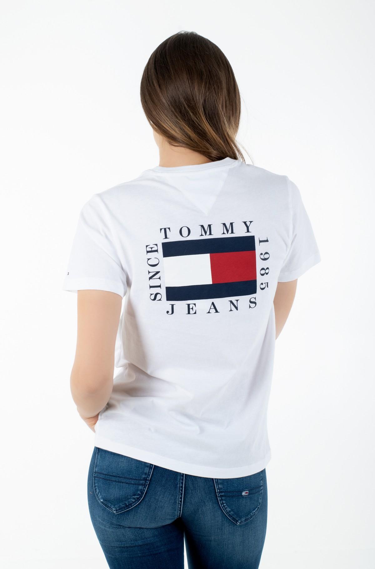 T-shirt TJW BOX FLAG TEE-full-2