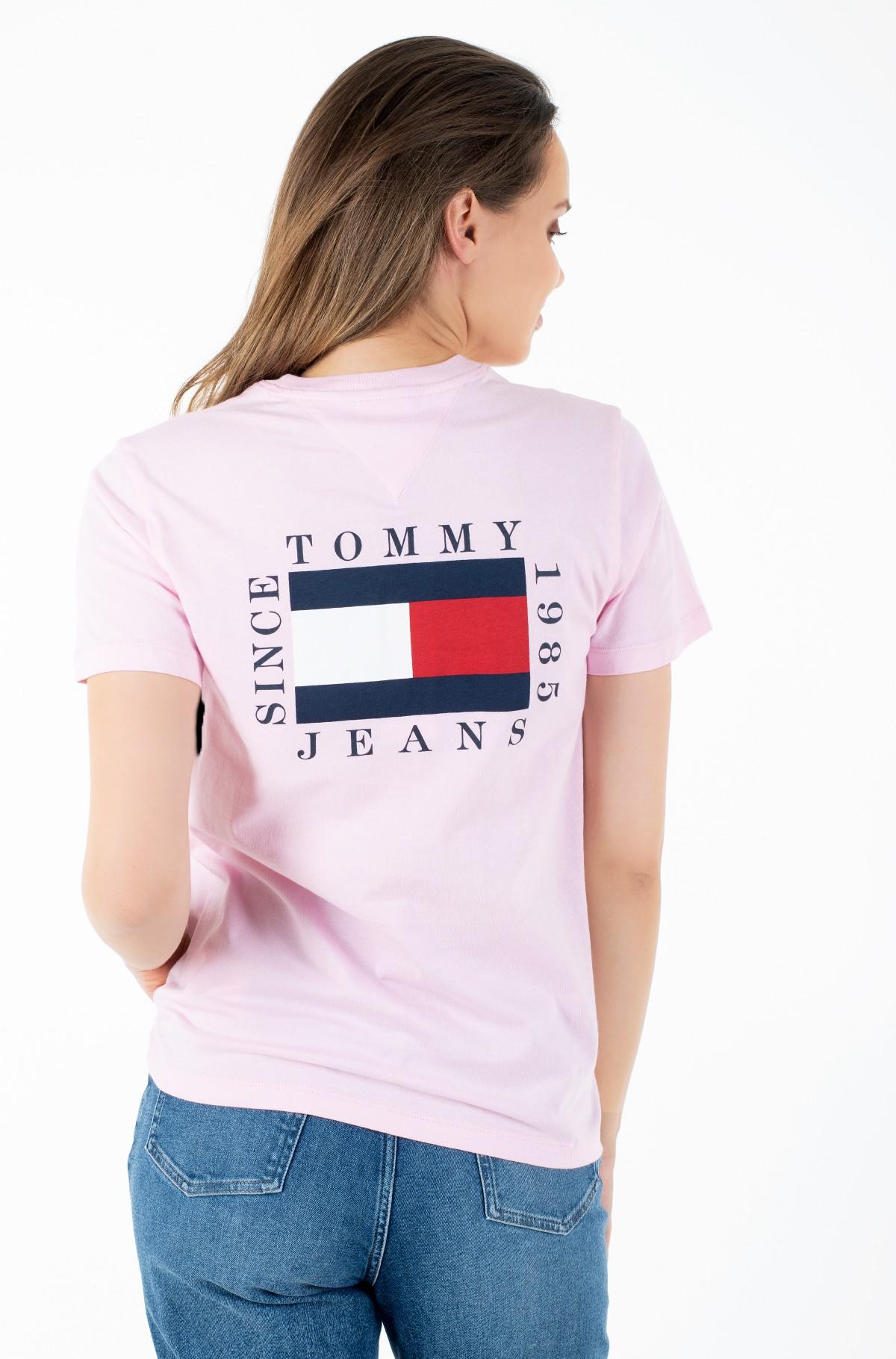 Marškinėliai TJW BOX FLAG TEE-full-2