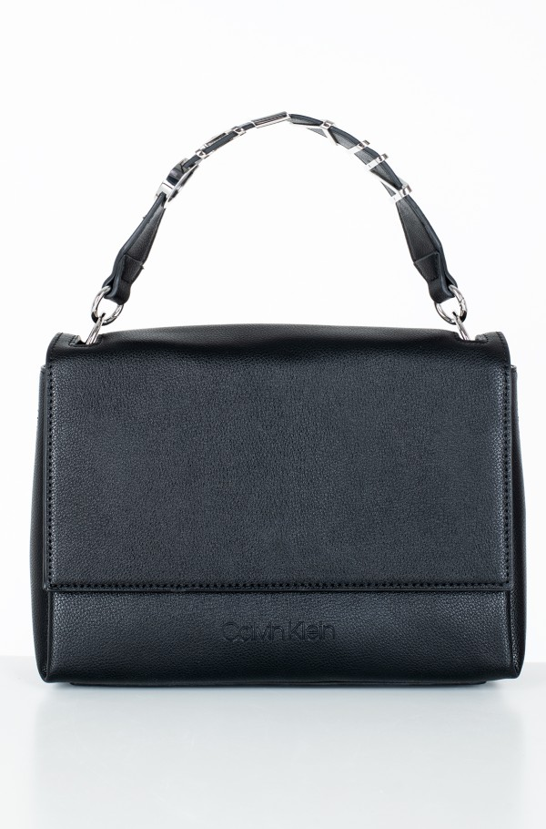FLAP SHOULDER BAG MD-hover