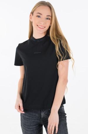 T-shirt LOGO INTARSIA TEE-1