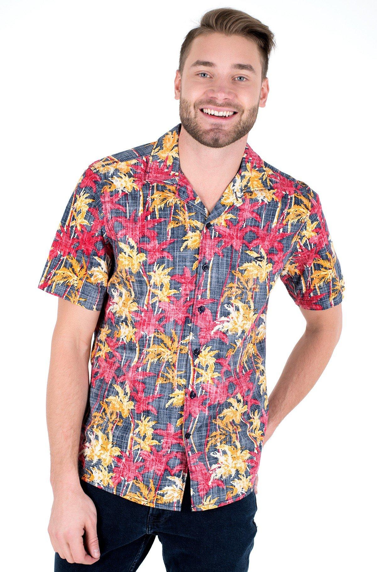 Marškiniai su trumpomis rankovėmis 409209/3S72-full-1