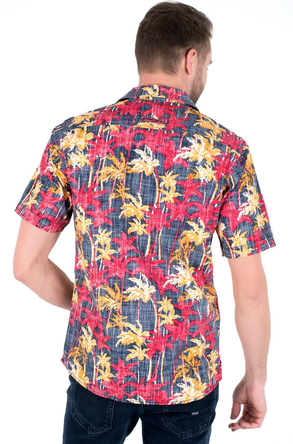 Marškiniai su trumpomis rankovėmis 409209/3S72-full-2