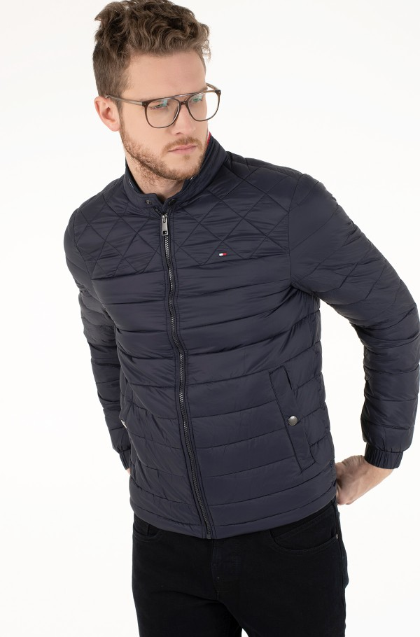 C LIGHT WEIGHT PADDED BOMBER-hover