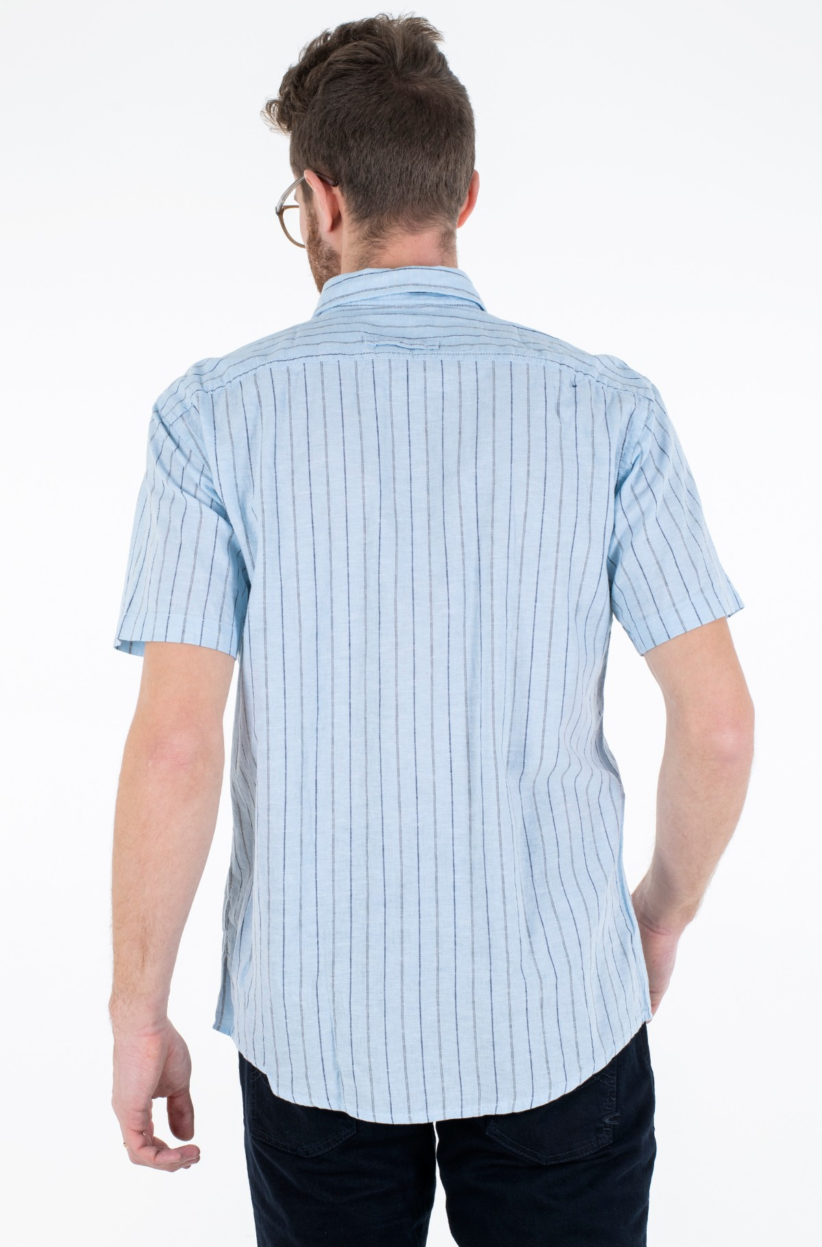 Marškiniai su trumpomis rankovėmis 409228/3S50-full-2