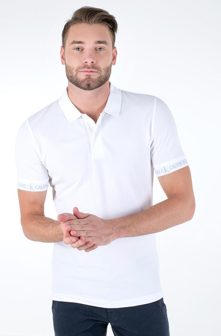 Polo krekls  LOGO JACQUARD POLO-1