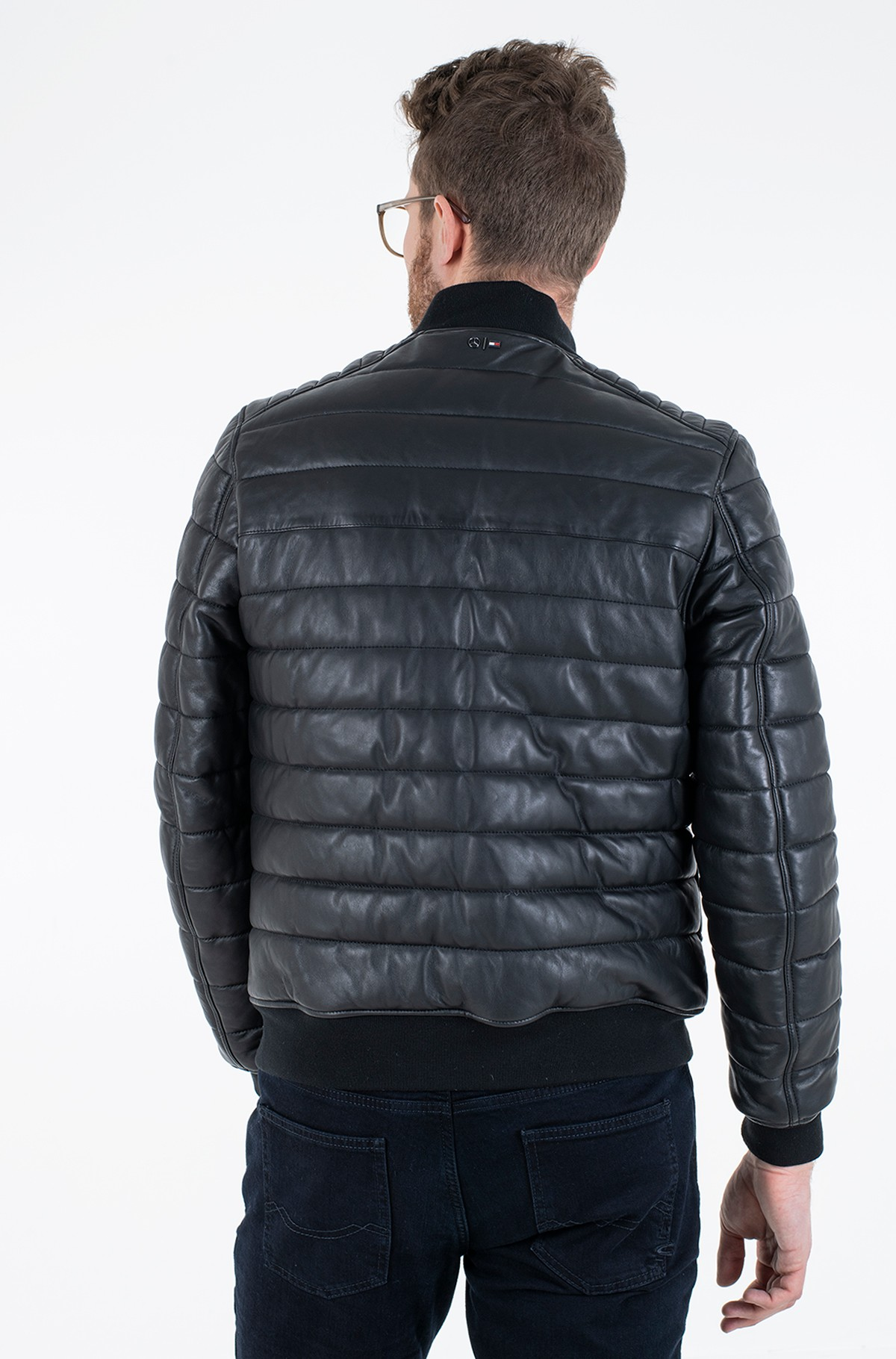 Jope 2 MB QUILTED LEATHER JACKET-full-3