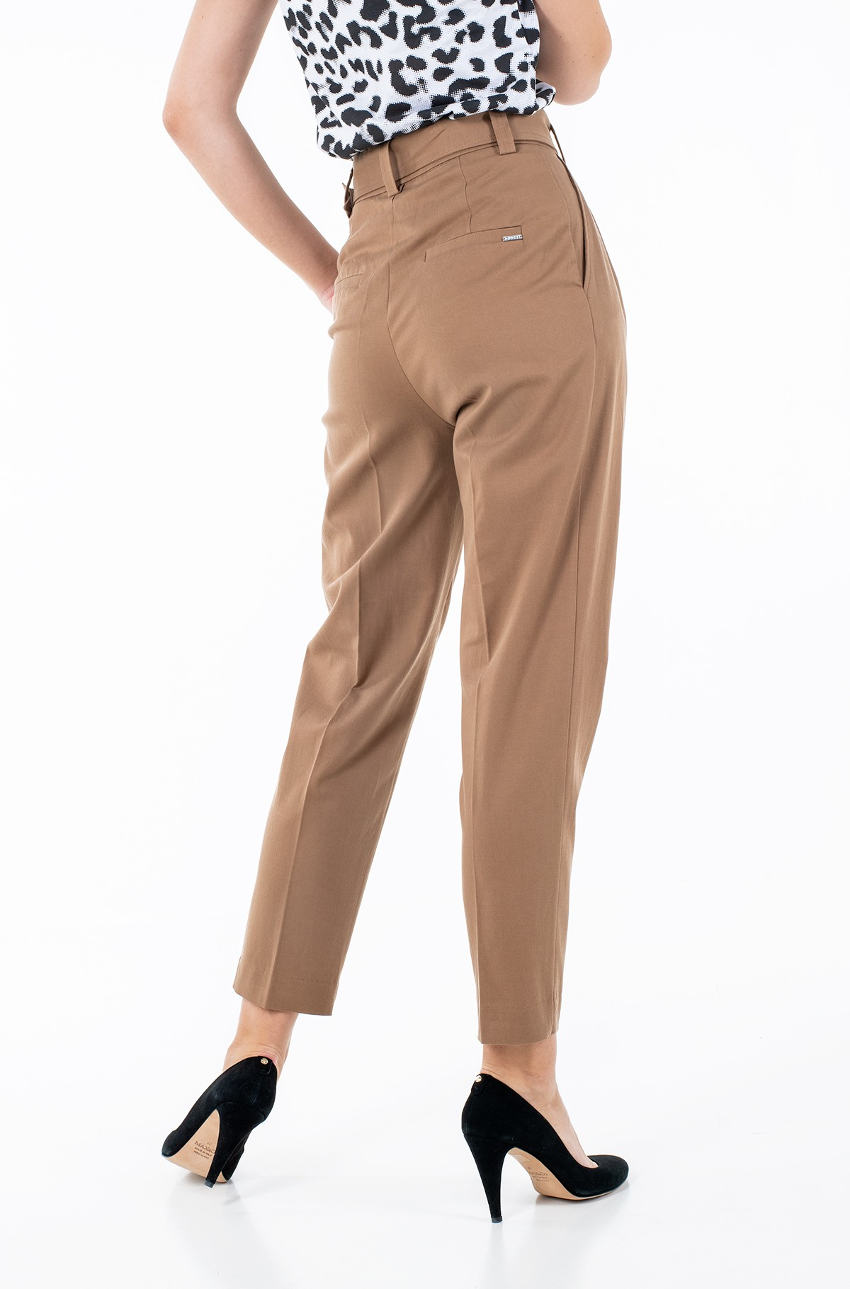Fabric trousers W1RB68 WDOK0-full-3