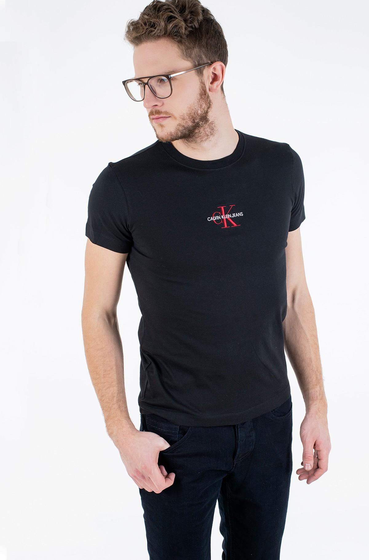 Marškinėliai NEW ICONIC ESSENTIAL TEE-full-1