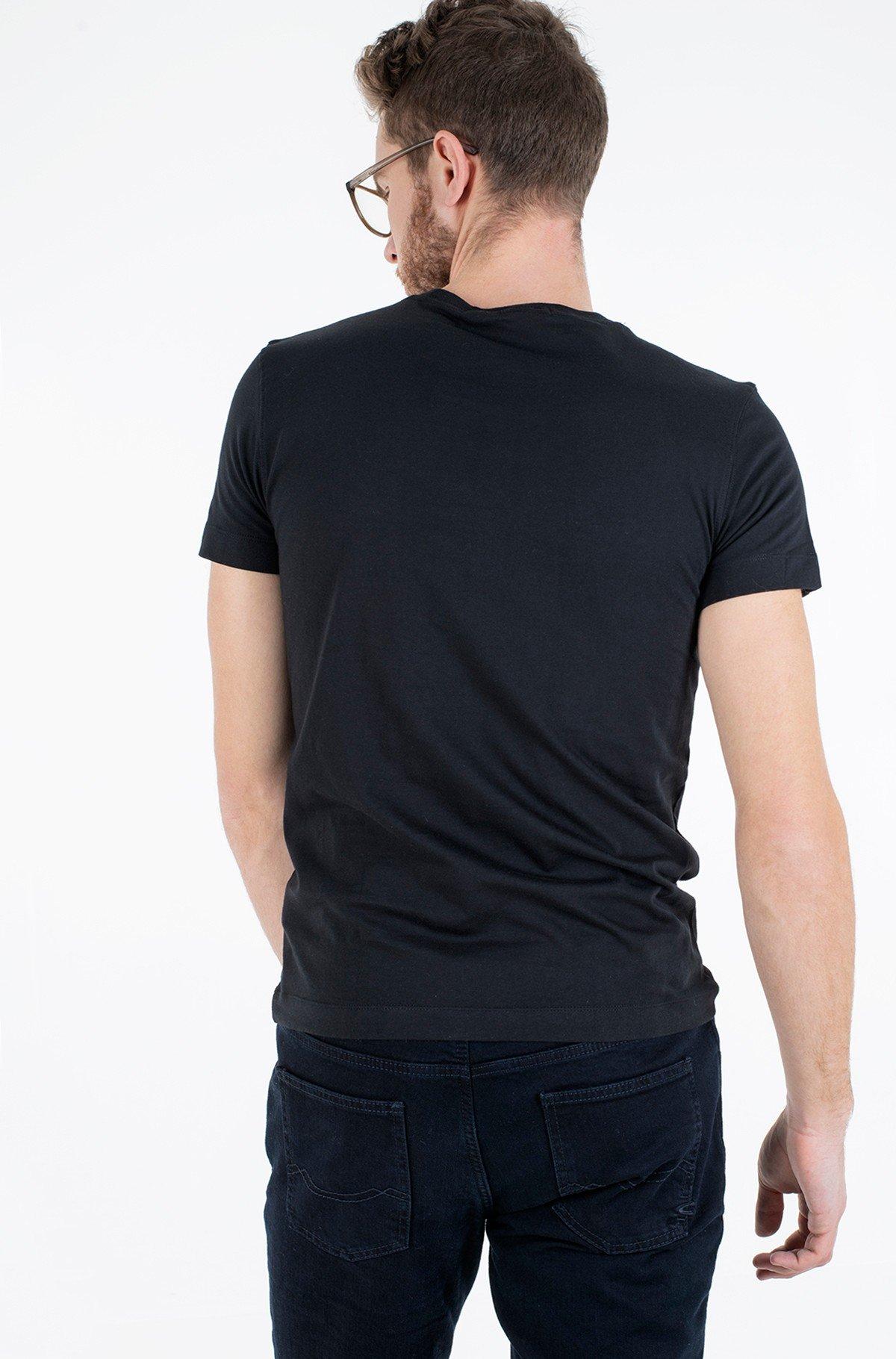 Marškinėliai NEW ICONIC ESSENTIAL TEE-full-2