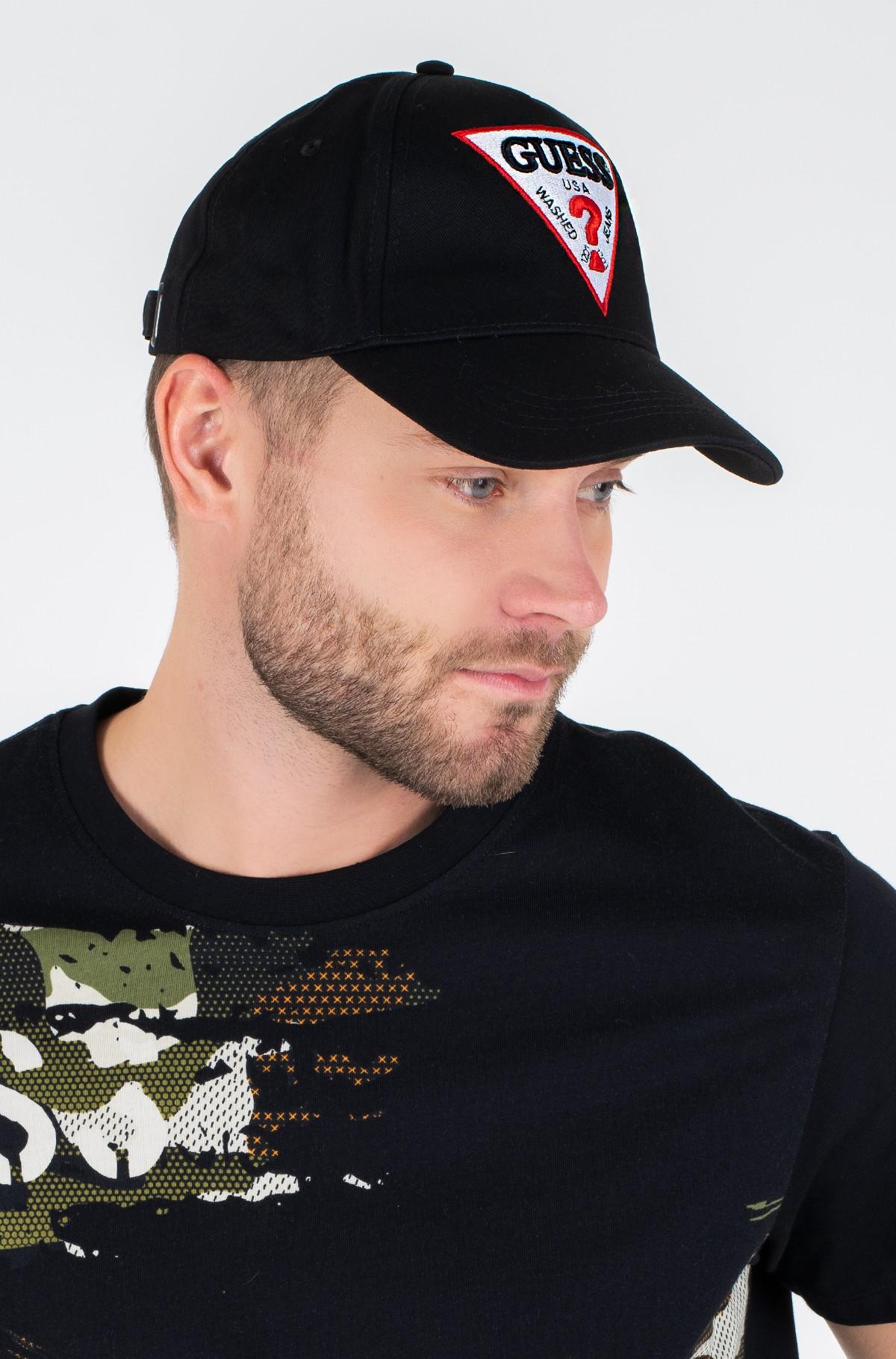 Kepurė su snapeliu  M1RZ57 WBN60-full-1