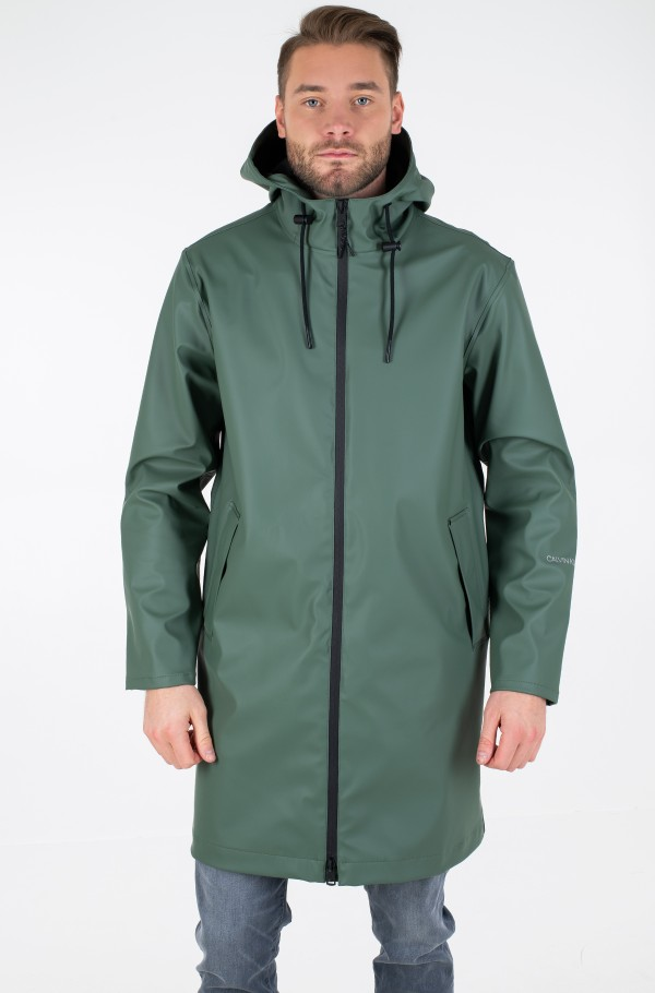 TECHNICAL RAINCOAT-hover