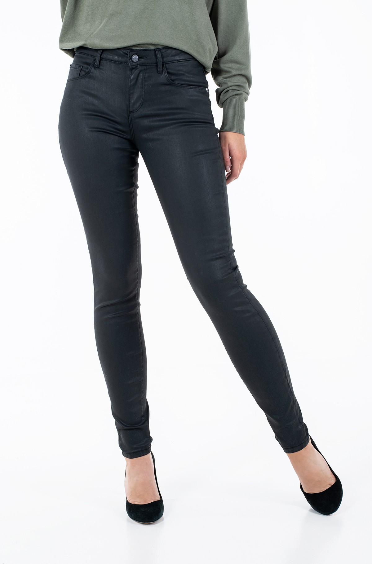 Fabric trousers W1RA99 D3OZ1-full-1