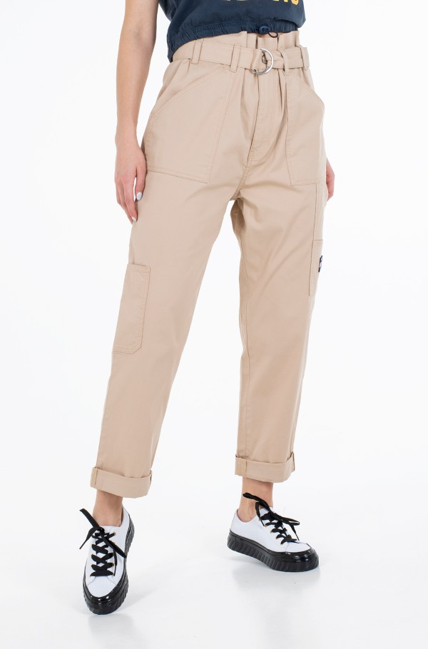 TJW PAPERBAG CARGO PANT