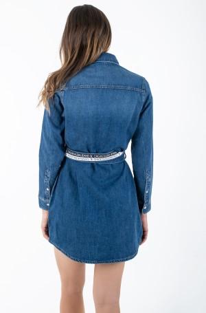 Teksakleit RELAXED SHIRT DRESS-2