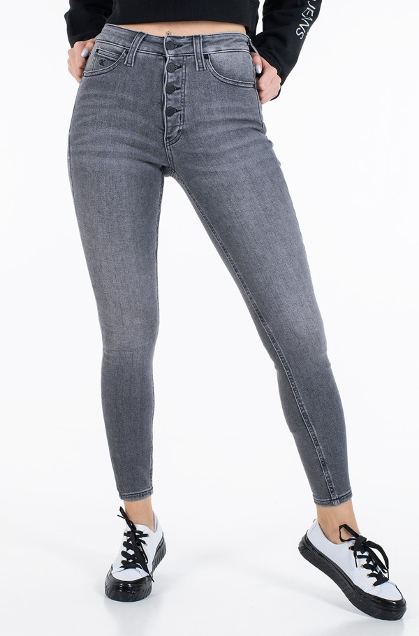HIGH RISE SUPER SKINNY ANKLE J20J216299