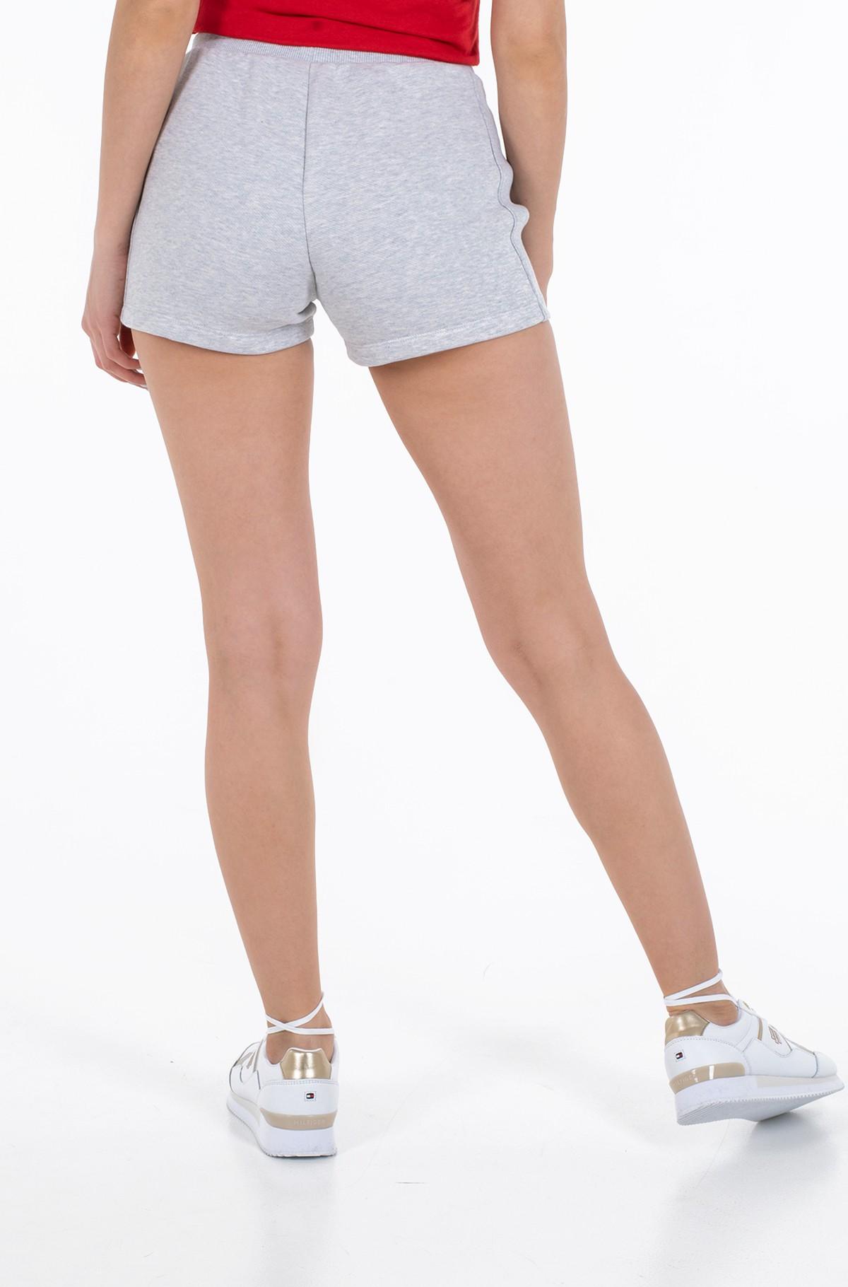 Short sports pants TJW TOMMY BADGE SWEATSHORT-full-2