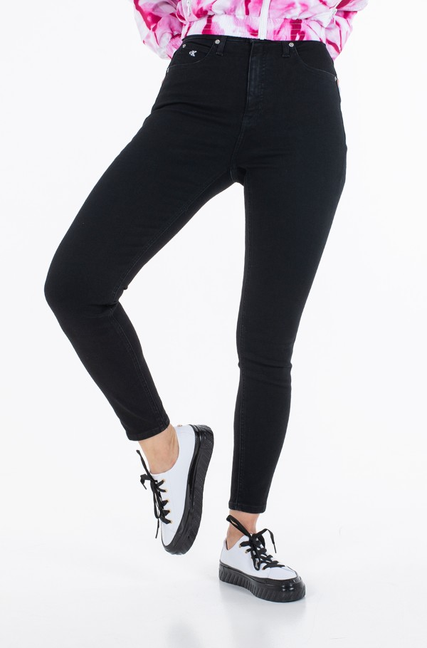 HIGH RISE SUPER SKINNY ANKLE J20J215526