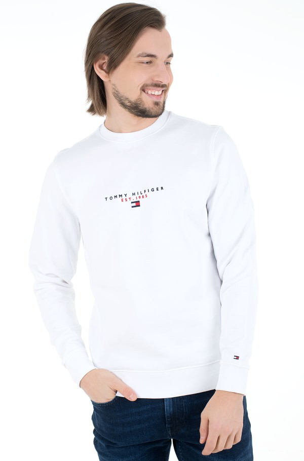 ESSENTIAL TOMMY CREWNECK
