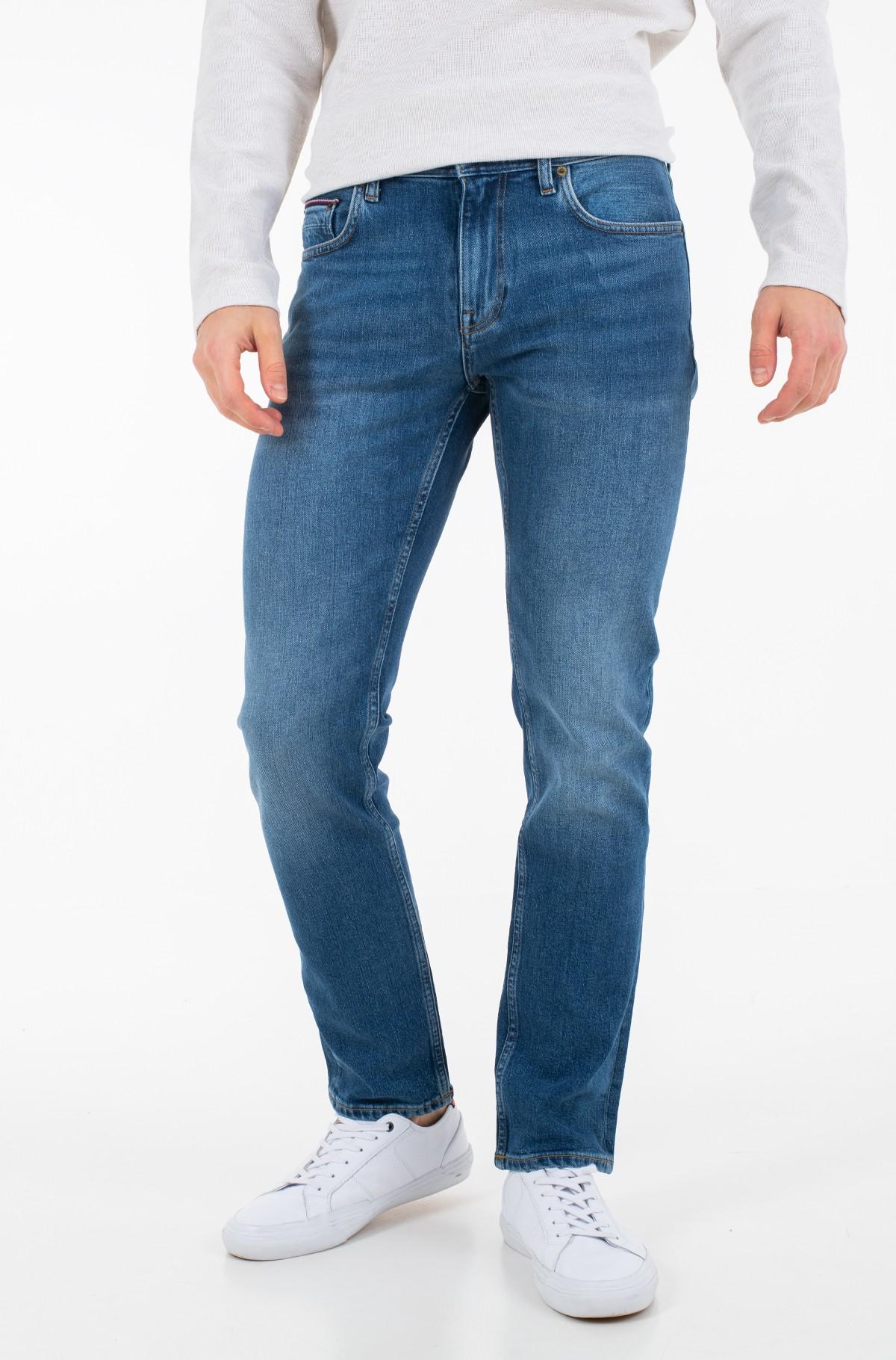 Džinsinės kelnės REGULAR MERCER STR BOSTON INDIGO-full-1