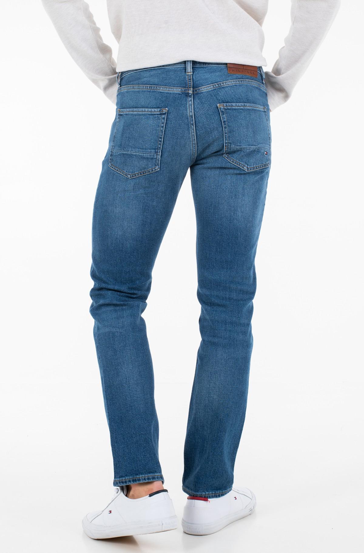 Džinsinės kelnės REGULAR MERCER STR BOSTON INDIGO-full-2