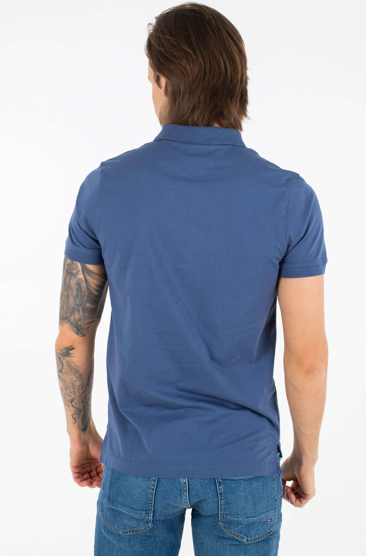 Polo CLEAN JERSEY SLIM POLO-full-2
